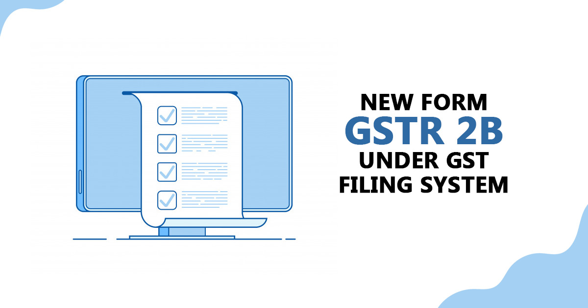 Offline Tool to compare ITC in Form GSTR-2B with Purchase Register