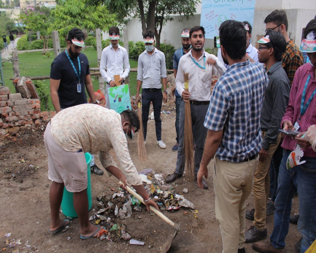 Clean and Green India drive 2019