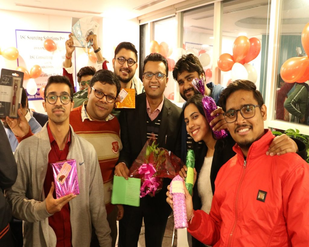 Christmas and New Year Celebration at ASC