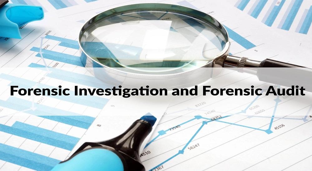 Investigation / Forensic Audit