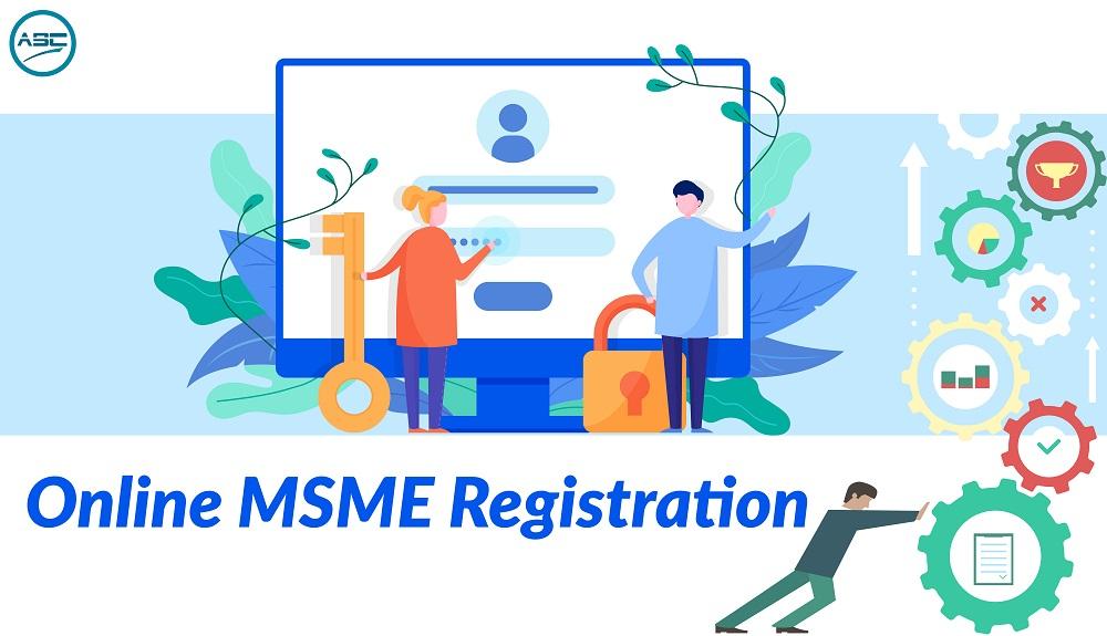 Micro Small & Medium Enterprises (MSME Registration)